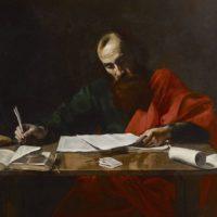 Painting of Saint Paul