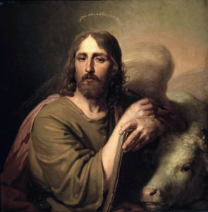 painting of Saint Luke